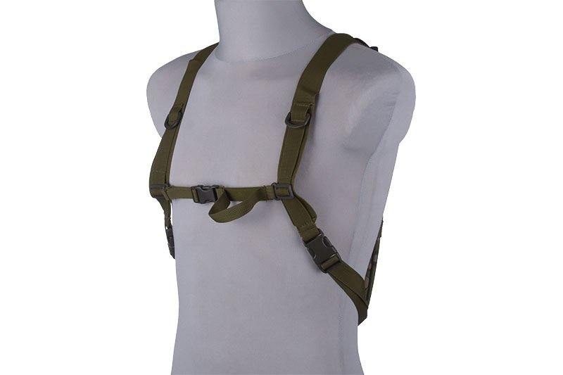 HYD-03 Cover with Hydration Bladder - MC Tropic