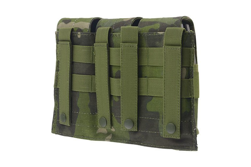 Triple M4/M16 Magazine Pouch - MC Tropic