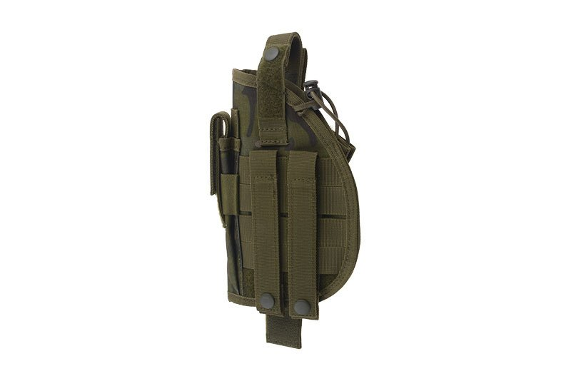 Universal Holster with Magazine Pouch - MC Tropic